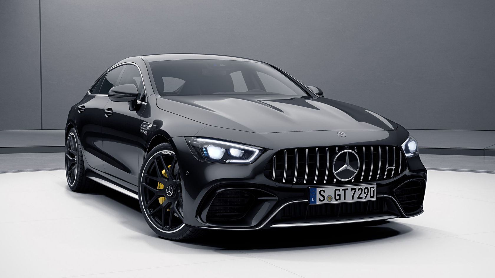 Mercedes Amg Gt 63 S 4matic