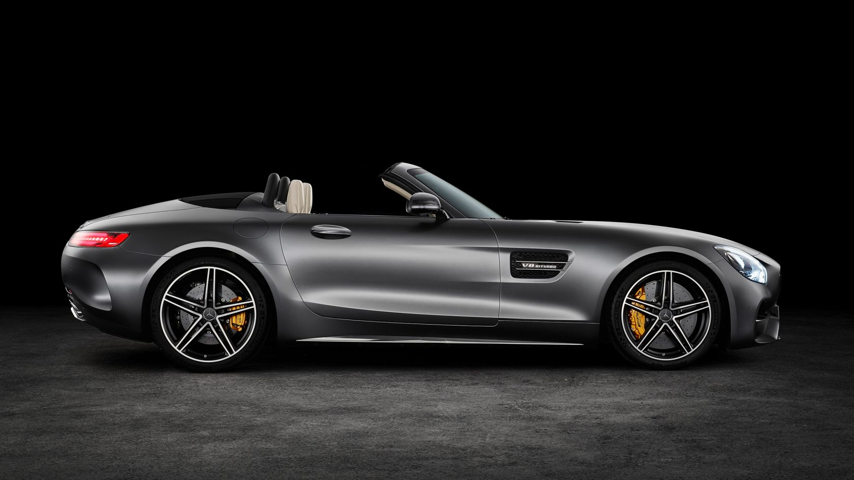 Mercedes Amg Gt Roadster Inspiracao
