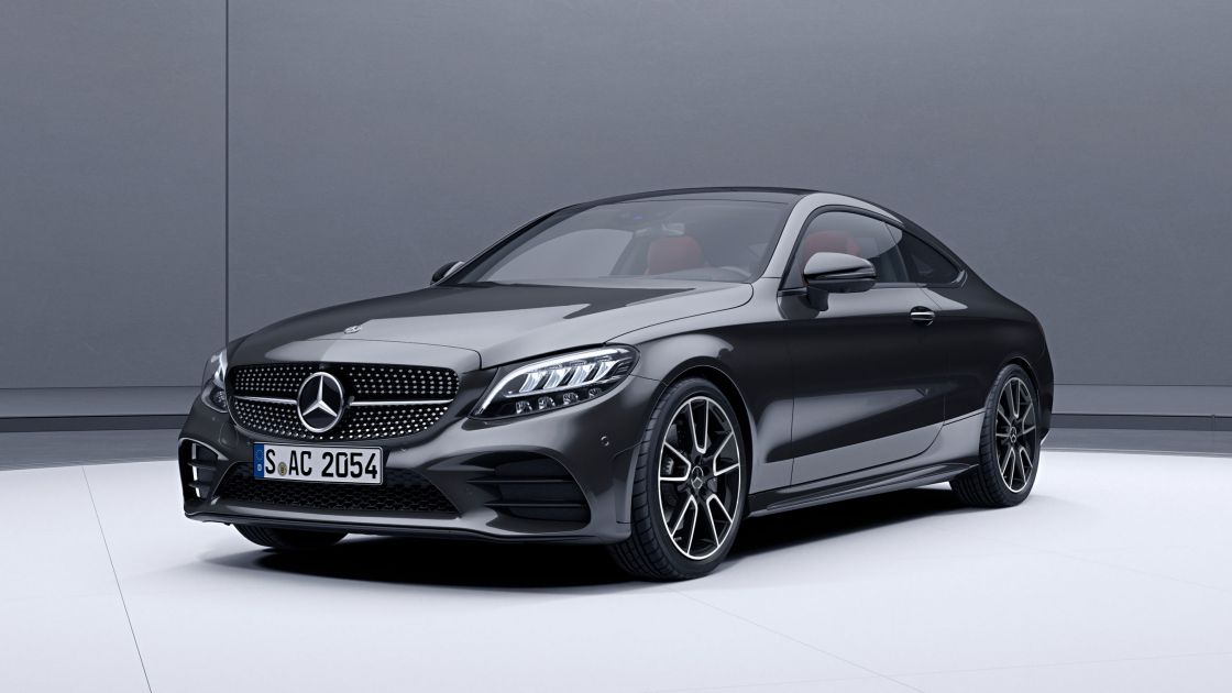 Mercedes Benz Classe C Coupe Inspiracao