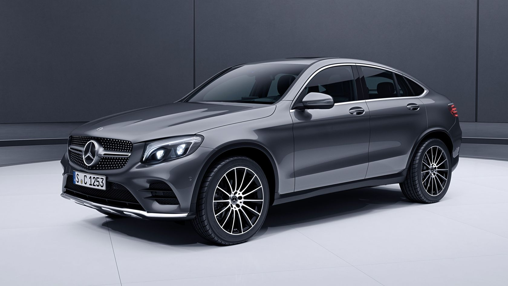 Mercedes Benz Glc Coupe Inspiracao