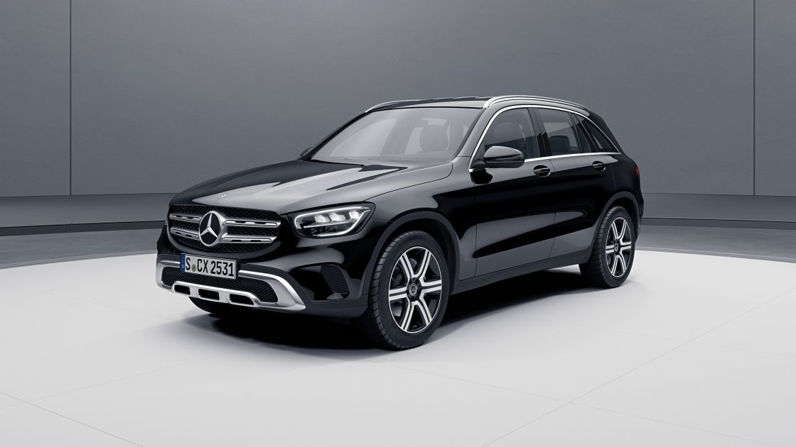 Mercedes Benz Glc Suv Inspiracao