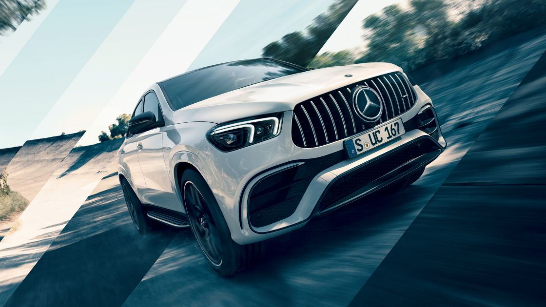Mercedes Amg Gle 53 4matic Coupe