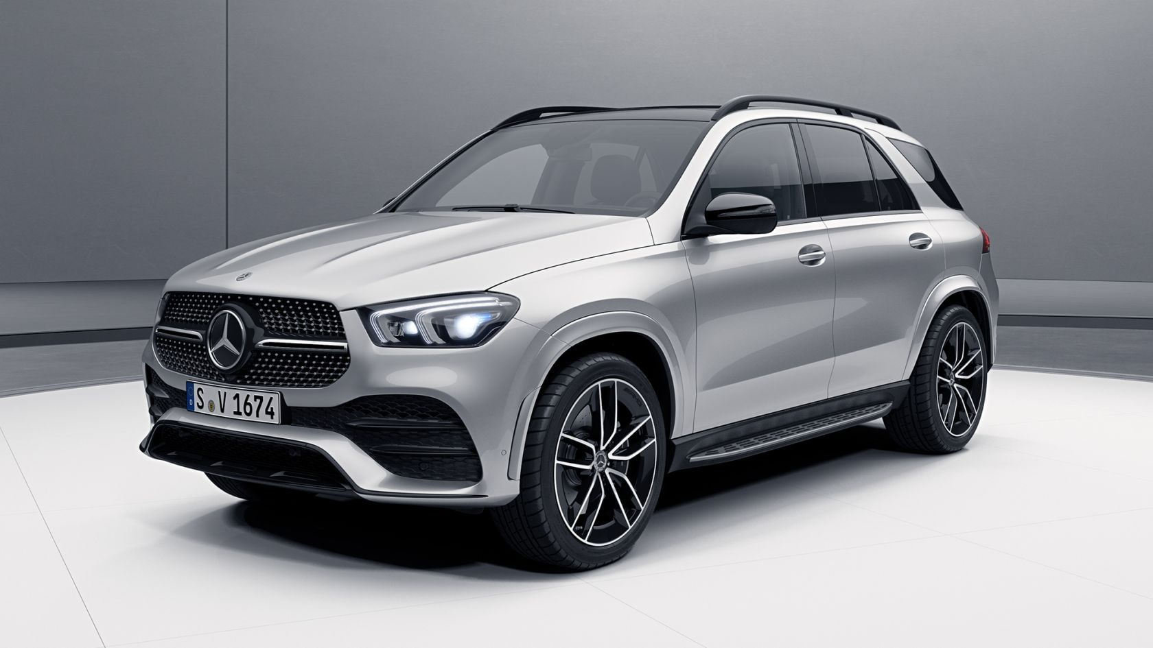 Mercedes Benz Gle Suv Design