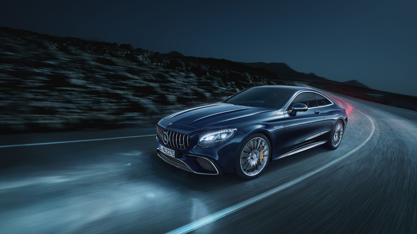 Mercedes Benz Classe S Coupe Inspiracao